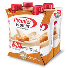 premier protein shake caramel 30g