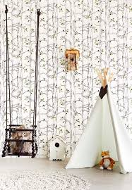 5 Kids Rooms Inspired By The Forest Petit Small