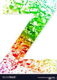 اجمل الصور عن حرف Z تصميمات و خطوط مميزة