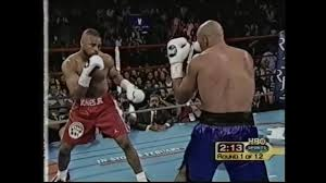 Roy Jones Jr. style explained. - YouTube