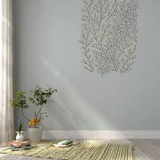 Berry Branches Black And Gold Interior Decor Wall Art Sticker Decal By Kismet Decals