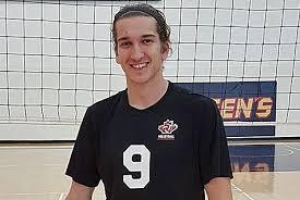 Jonathan Girard tire son épingle du jeu au volleyball - Courrier ...
