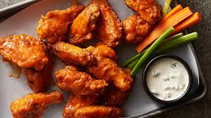 pan fried clic buffalo wings recipe