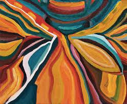 Metamorph Painting by Ida Mitchell