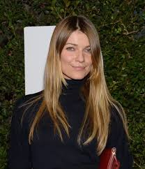 Ivana Milicevic Long Center Part | Ivana milicevic, Hair, Beauty