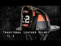phenix traditional leather helmet tl