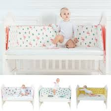 Crib Fence Cotton Protection Baby Bed Fence Vt0820 Shopee Philippines