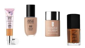 the best liquid foundations according