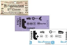 paris metro tickets paris by train