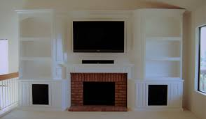 custom entertainment centers designed