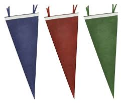 how to make a simple pennant banner