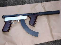 tra charged over homemade guns for