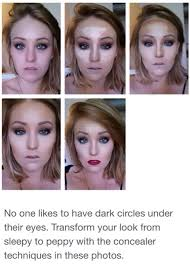 how to make bags under your eyes with