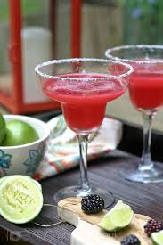 blackberry margaritas recipe homemade