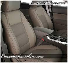 2016 ford explorer custom leather