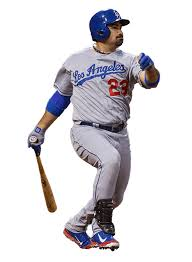 What Pros Wear: What Pros Wear: Adrian Gonzalez (Bat, Batting ...