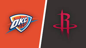 2020 NBA Playoffs Round 1: Oklahoma City Thunder vs. Houston Rockets Live  Stream Without Cable – The Streamable