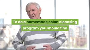 homemade colon cleanse t you