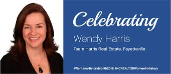 National Women's History Month Spotlight: Wendy Harris » NC REALTORS®