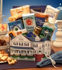 housewarming gift basket gift basket