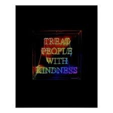 treat people with kindness gifts on
