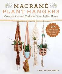 Macrame Plant Hangers by Abby Wells (9781510744394) | Harry Hartog  Bookseller