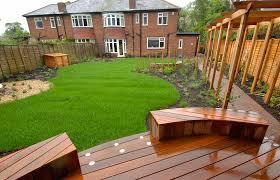 decimina 12v 66mm garden deck light