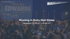 Winning in Ruby-Red States - Center for American Progress Action