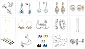 types of earrings and earring styles