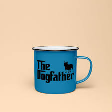 The Dogfather Dog Father Vinyl Sticker Vinyl Decal Vinyl Car Decal Bloomandanchor