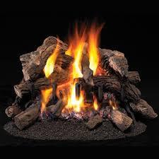 fmi products vented gas log set avalon