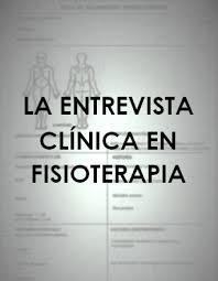 la entrevista clÍnica en fisioterapia