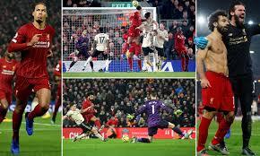 Liverpool 2-0 Manchester United: Virgil Van Dijk and Mo Salah seal ...