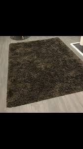 brown gy rug brand new 240cm x