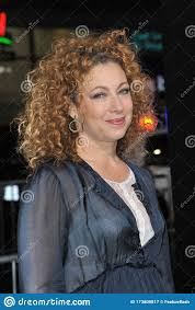 Alex Kingston editorial photography. Image of popular - 173800817