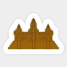 Limited Edition Exclusive Angkor Wat Angkor Wat Adesivo Teepublic It