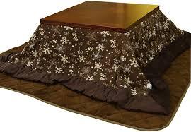 Amazon.com: Tables Coffee Kotatsu Home Heater Bay Window Low ...
