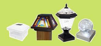 Best Solar Post Cap Lights 2020 Reviews