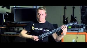"""Intervals: Aaron Marshall """"Mata Hari"""" Intro Riff Lesson - YouTube"""