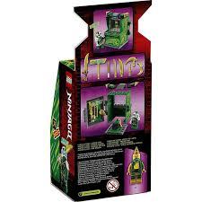 LEGO NINJAGO 71716 Avatar Lloyd Tragbare Arcade Kapsel Ninja ...