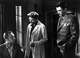 Amazon.com: Posterazzi Spellbound Norman Lloyd Ingrid Bergman ...