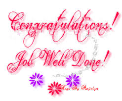 Image result for congratulations gif