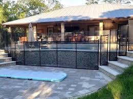 Pool Fence Palm Springs Ca Pool Fence Installations Palm Springs Life Saver Pool Fence In Palm Springs California