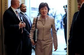 Susan Collins to Remain in Senate, Skip Governor Run