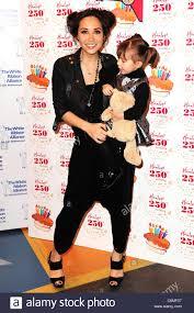 Myleene Klass and Ava Bailey Quinn Hamleys' 250th Birthday Party held Stock  Photo - Alamy