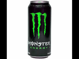 monster nutrition facts eat this much
