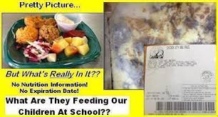 Supporter comments · Remove all mechanically processed, pre-cooked foods  from school meals. · Change.org