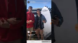 Marc Marquez and Alex Marquez Live Instagram May 2018 - YouTube