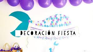 Kit Imprimible Sirenita Pack Mi Primer Anito Baby Shower Cumpleanos Una Fiesta Bonita
