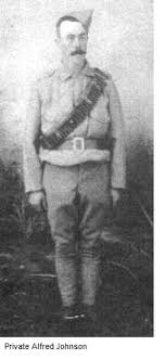 Private Alfred Johnson